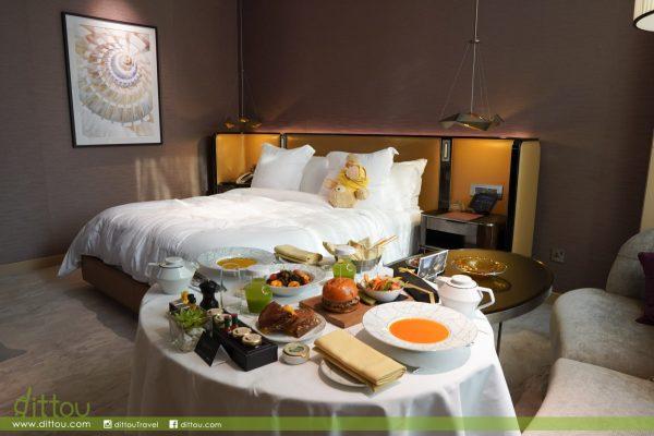 【阿聯酋】杜拜國際金融中心四季酒店 Four Seasons Dubai Hotel DIFC