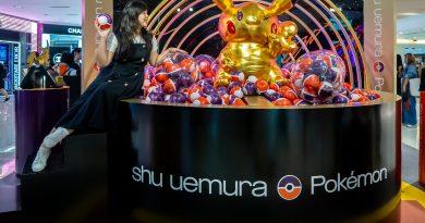 必逛Pikashu Pop Up Store!shu uemura x Pokémon聖誕限量系列登場