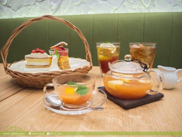 日系下午茶時光!在K11 Musea矚目新店Afternoon Tea TEAROOM享受甜蜜野餐吧