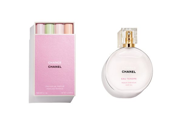 前所未有的香氣享受!CHANEL CHANCE香氛筆及美髮油限量登場