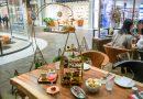 K11 MUSEA Artisan Lounge的懸浮下午茶換上聖誕新衣!
