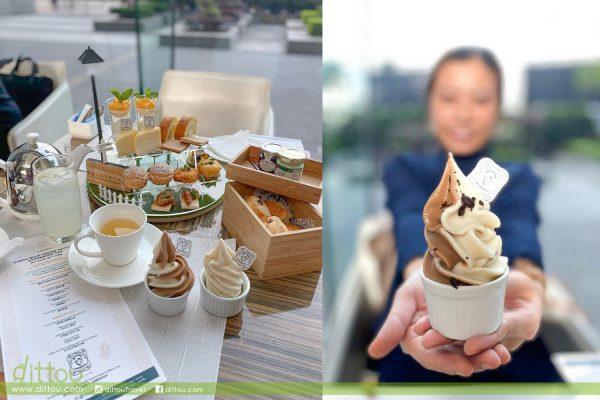 任吃限定鴛鴦味雪糕!Green X Tokyo Milk Cheese Factory東京牛奶起司工房下午茶