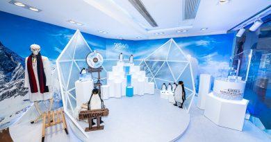 走進Kiehl's極地冰屋 挑戰肌膚保濕與防禦力!