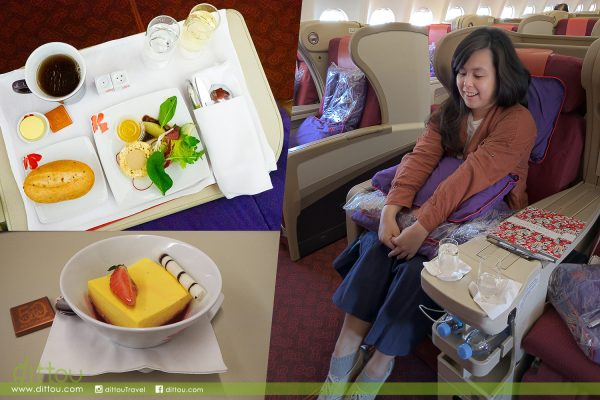 【香港航空】香港<>峇里(HKG-DPS) HX707/HX706商務艙搭乘體驗
