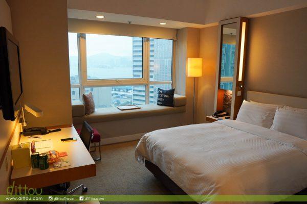 【旅居香港】#13 香港今旅酒店 Hotel Jen Hong Kong