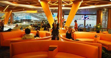 峇里島國際機場(DPS)Premier Lounge短暫體驗