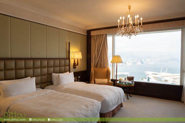 【旅居香港】#14 港島香格里拉大酒店 Island Shangri-La Hong Kong