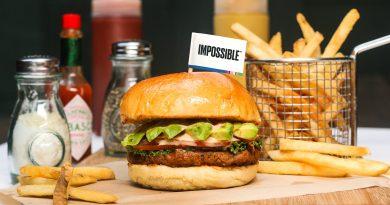 以漢堡發掘植物肉的滋味!Impossible國際漢堡日限定優惠