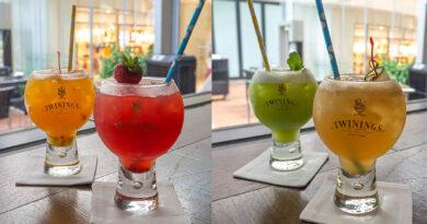 Tea-infused Cocktails:Twinings茶的另一種滋味