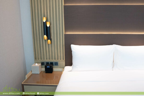 【旅居香港】#17 One-Eight-One Hotel & Serviced Residences