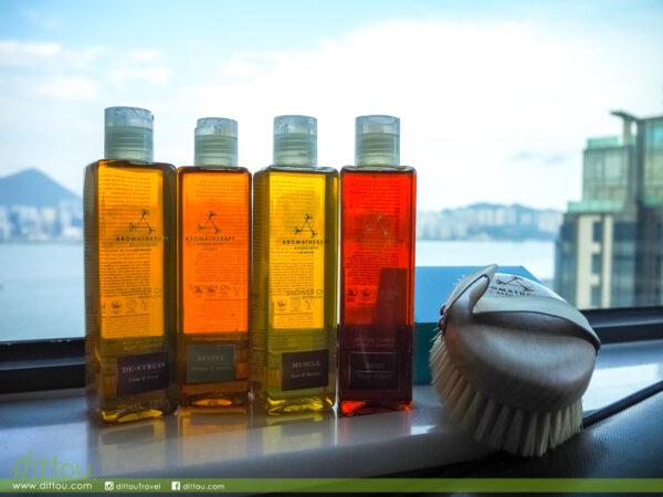重塑身心靈的時刻!Aromatherapy Associates輕盈沐浴油系列
