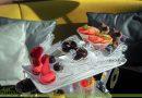 小熊騎著那鹿車飛過~Hotel ICON x GODIVA聖誕下午茶