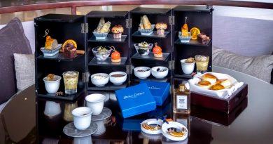 打開聖誕驚喜禮物箱!嘉里酒店 x Atelier Cologne 冬日庭園之戀下午茶