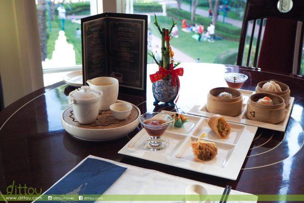 【迪士尼下午茶】嚐點心兼學品茗!晶荷軒「香茗佳餚」茶宴