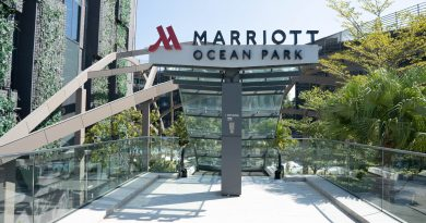 【旅居香港】#20 香港海洋公園萬豪酒店 Hong Kong Ocean Park Marriott Hotel