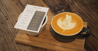 更多優質咖啡豆選擇 HABITŪ全新拼配豆Double Roast登場