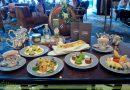 清新綠意夏日!九龍香格里拉 x SABON幸福綠園下午茶