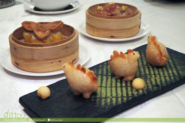 「逸軒」傳統粵菜精髓 創意可愛點心
