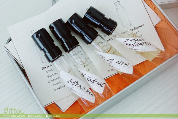 精緻日常以外:Gypsy Aroma專門為特別時刻研製的解藥急救型香氣