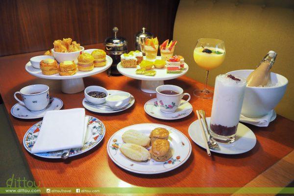 雪糕蜜瓜、懷舊特飲、經典小食與水果蛋糕:來尖沙咀凱悅享受港式仲夏下午茶吧!