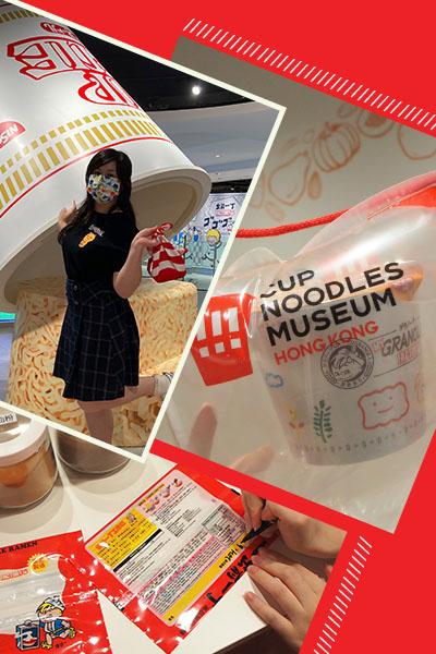 三大體驗坊與超多打卡位!在「合味道紀念館香港」創作喜愛口味吧