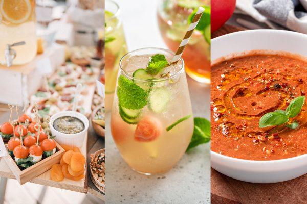 【食譜】西班牙夏日消暑菜 在家享受異國滋味!