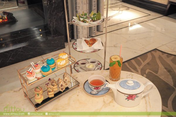 奢華香氛氣息 朗廷酒店 x Salvatore Ferragamo「Storie di Seta」下午茶
