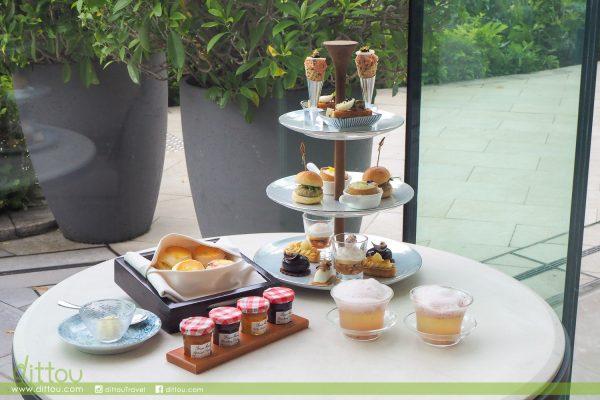 秋日田園果香 嘉里酒店 x Bonne Maman法式果醬下午茶