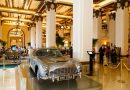 Aston Martin重臨半島酒店 展開秘密任務